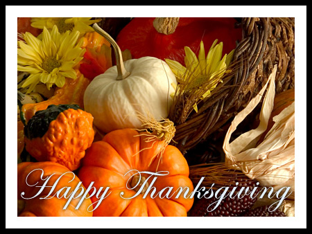 Happy Thanksgiving from AC ART of Food!